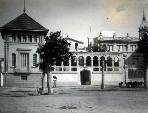 06-Passeig del mar – Antiga casa Llagustera