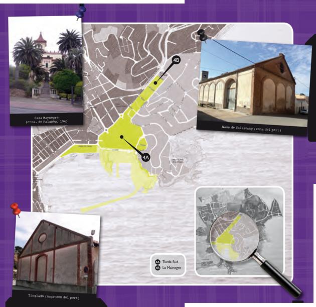 Barris de Sant Feliu de Guíxols - Port Calassanç