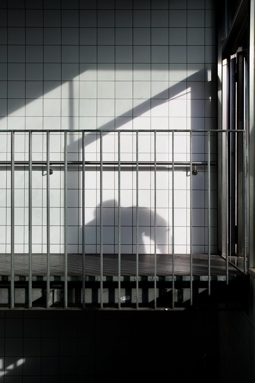 Trevor Skinner Bahnhof Parkplatz - Sóc Sant Feliu de Guíxols