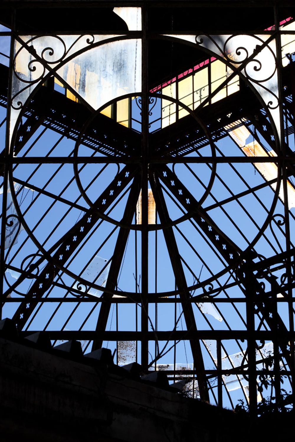 Trevor Skinner House of glass - Sóc Sant Feliu de Guíxols
