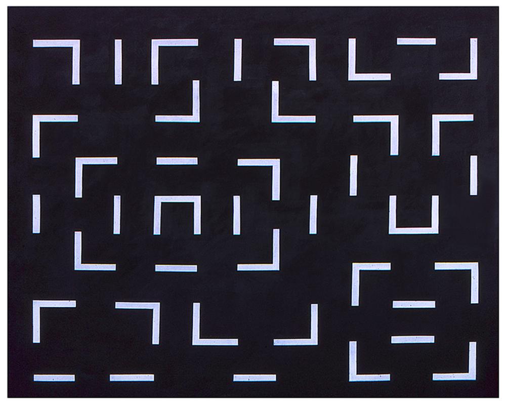 Trevor Skinner Labyrinth 6 - Sóc Sant Feliu de Guíxols