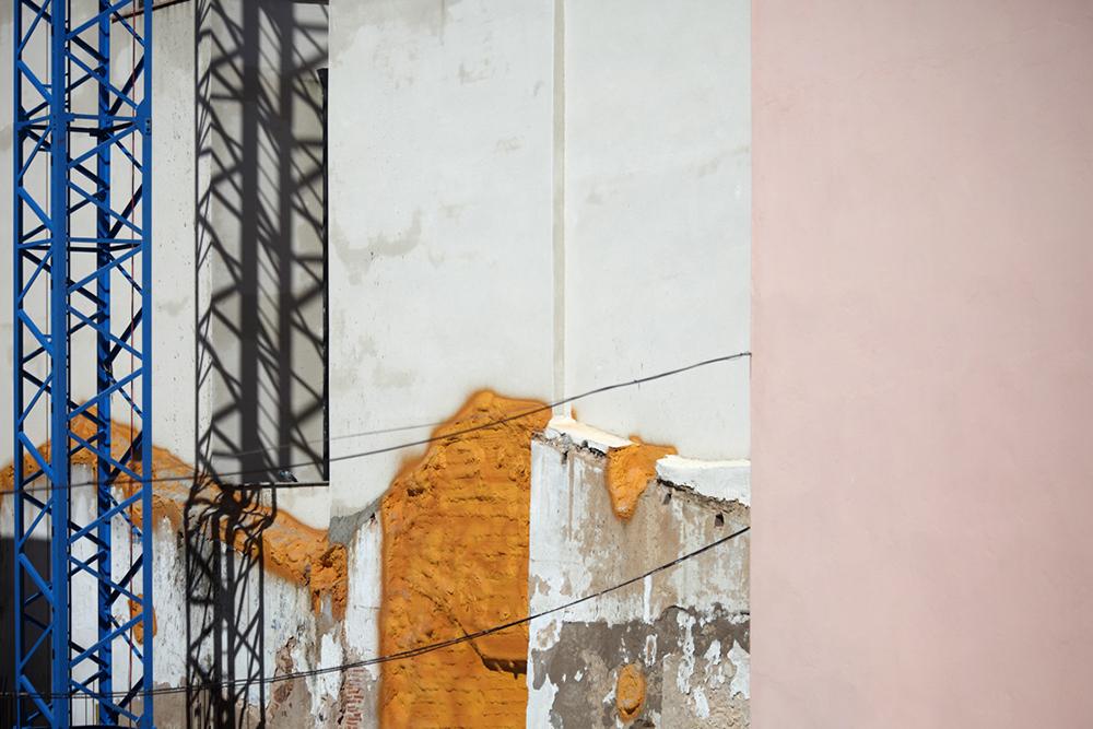 Trevor Skinner Urban abstract - Sóc Sant Feliu de Guíxols
