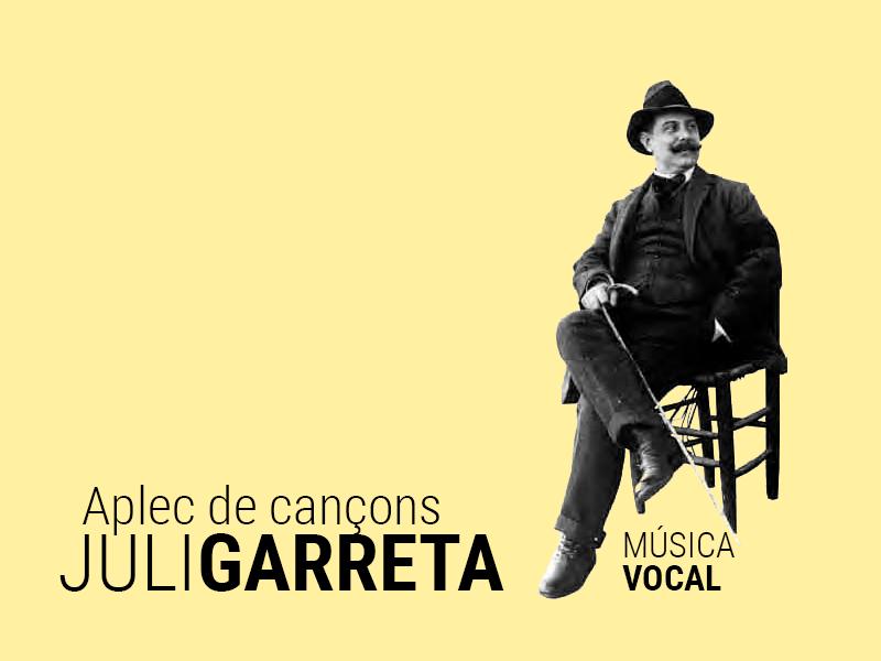 aplec de cançons juli garreta - Sóc Sant Feliu de Guíxols