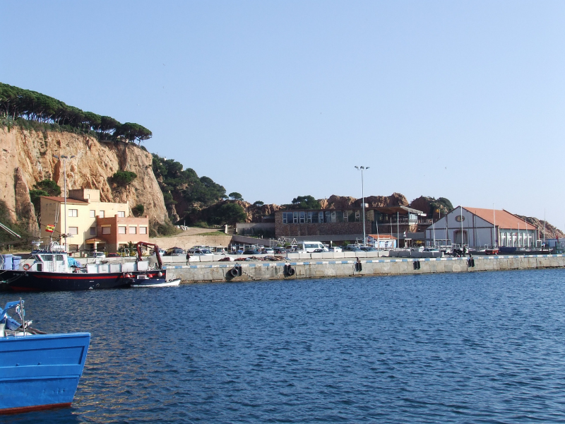 Barri Port-Calassanç. Sant Feliu de Guíxols.