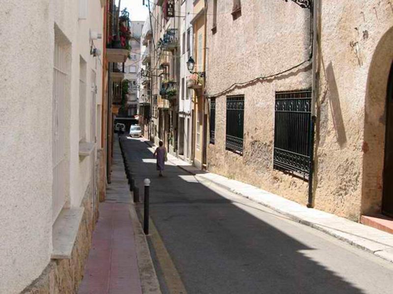 carrer penitència - Sóc Sant Feliu de Guíxols