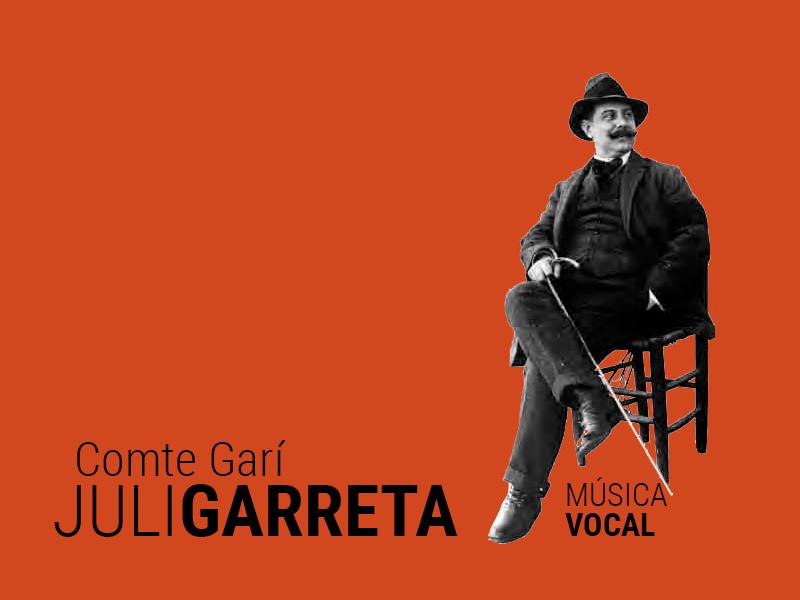 comte gari juli garreta - Sóc Sant Feliu de Guíxols