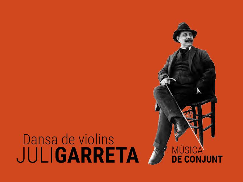 dansa de violins juli garreta - Sóc Sant Feliu de Guíxols