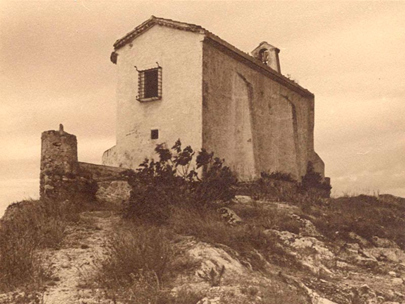 ermita de sant elm destacada - Sóc Sant Feliu de Guíxols