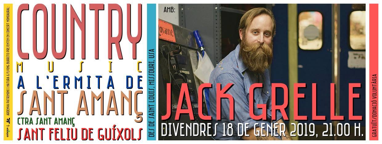 jack grelle - Sóc Sant Feliu de Guíxols