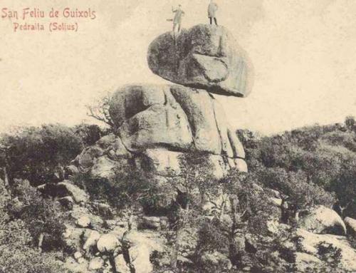 La Pedja del Gegant de Pedralta