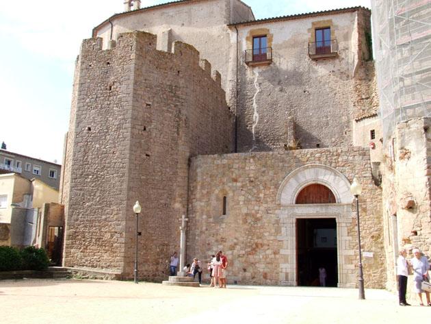 monestir01 - Sóc Sant Feliu de Guíxols