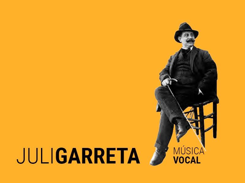 musica vocal garreta - Sóc Sant Feliu de Guíxols