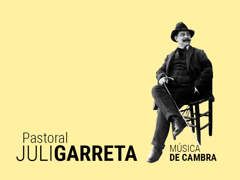 pastoral 1925 juli garreta - Sóc Sant Feliu de Guíxols