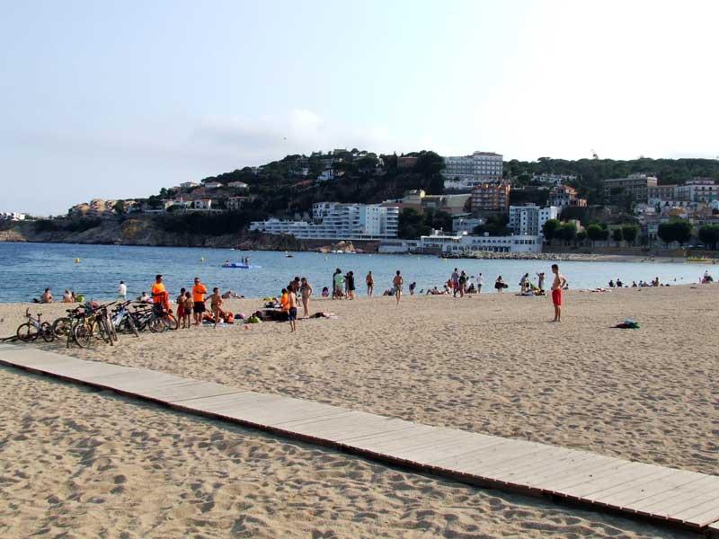 playa sant feliu01 - Sóc Sant Feliu de Guíxols