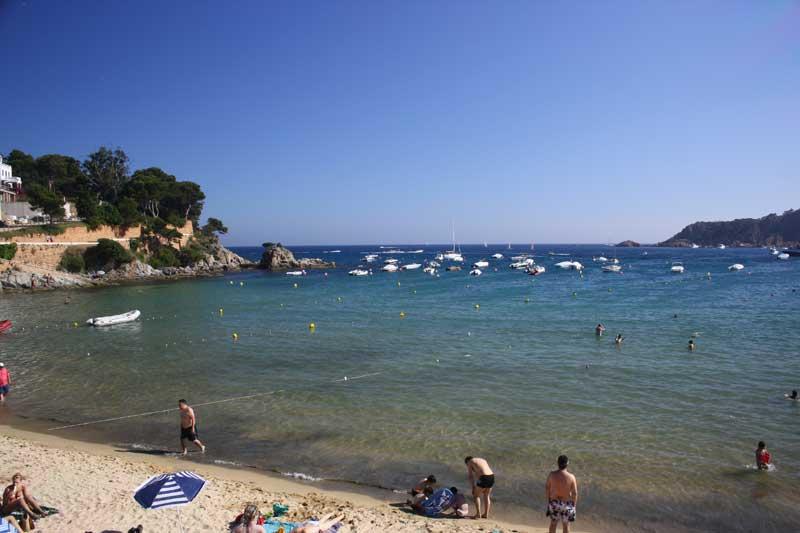 playa sant pol07 - Sóc Sant Feliu de Guíxols