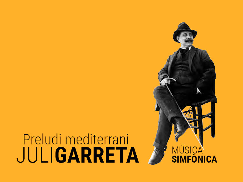 preludi mediterrani juli garreta - Sóc Sant Feliu de Guíxols