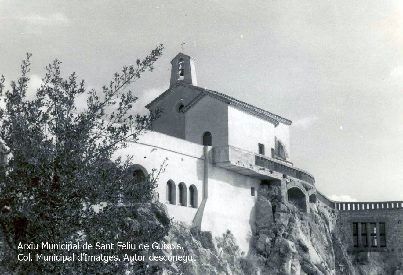 Ermita de Sant Elm, Sant Feliu de Guíxols