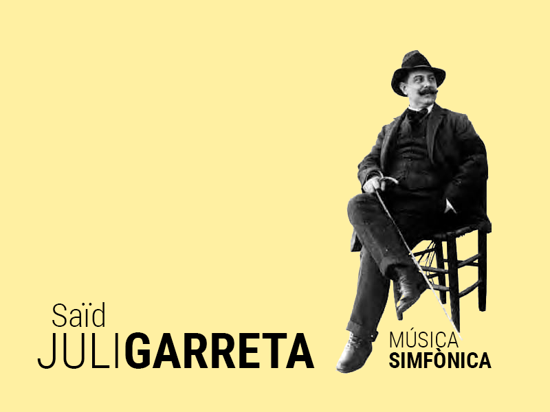 said juli garreta - Sóc Sant Feliu de Guíxols