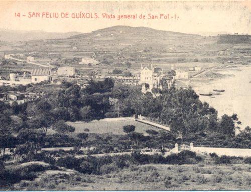 06-Sant Pol, des de Sant Feliu de Guíxols